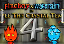 The Crystal Temple Game